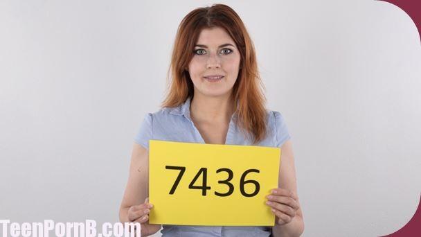 CzechCasting Eva 7436 Czech Casting
