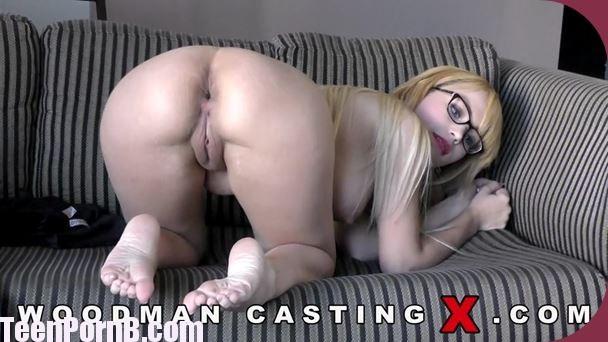 WoodmanCastingX Natasha Teen Anal
