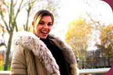 Clementine Marceau French Ines, 18ans, fait monter la temperature