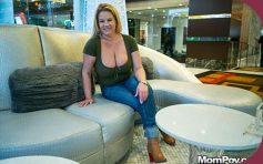 MomPov Abigail Thick big natural tits blonde MILF