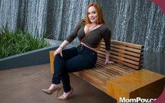 MomPov Summer Heart Perfect redhead MILF pornstar