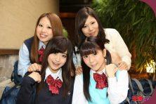 Rina Kirihara, Mai Araki, Mizuki Nishijima, Kana Momose Gang Bang School Girls 2 010916 01 uncen
