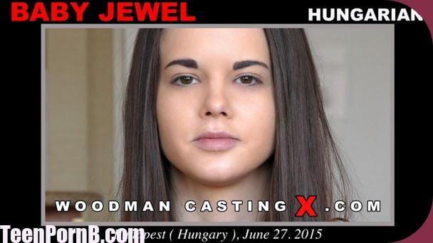 WoodmanCastingX Baby Jewel Anal Casting Updated