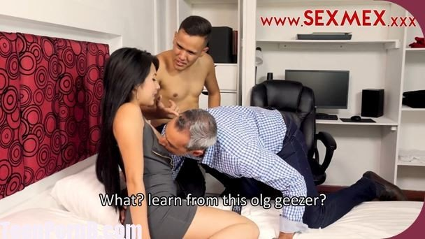 Sexmex Janeth Rubio Boyfriend and Father in law P2