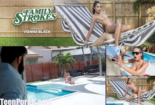 FamilyStrokes Vienna Black Extra Wet Pool Day