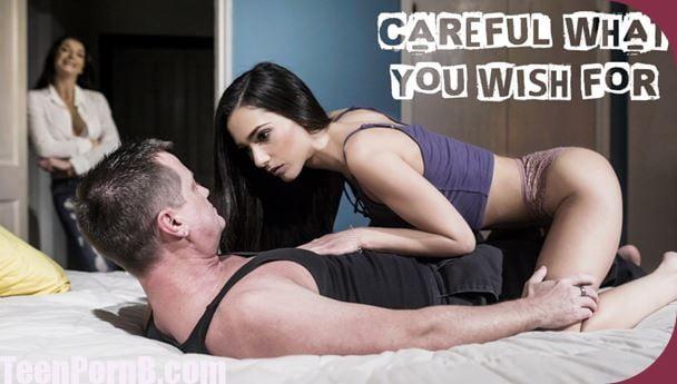 PureTaboo Silvia Saige, Jaye Summers Careful What You Wish For