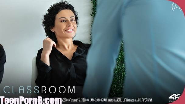 SexArt Stacy Bloom, Angelo Godshack Classroom