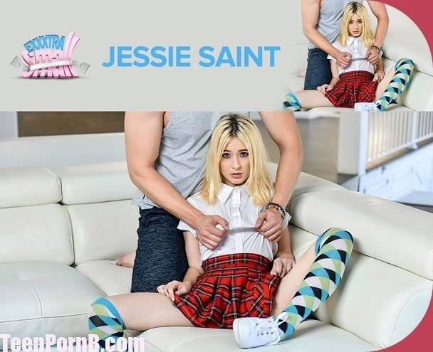 ExxxtraSmall Jessie Saint Tiny Oiled Up Orgasms